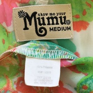Show Me Your MuMu Tops - Show Me Your Mumu Moon Tunic in Cactus Cooler